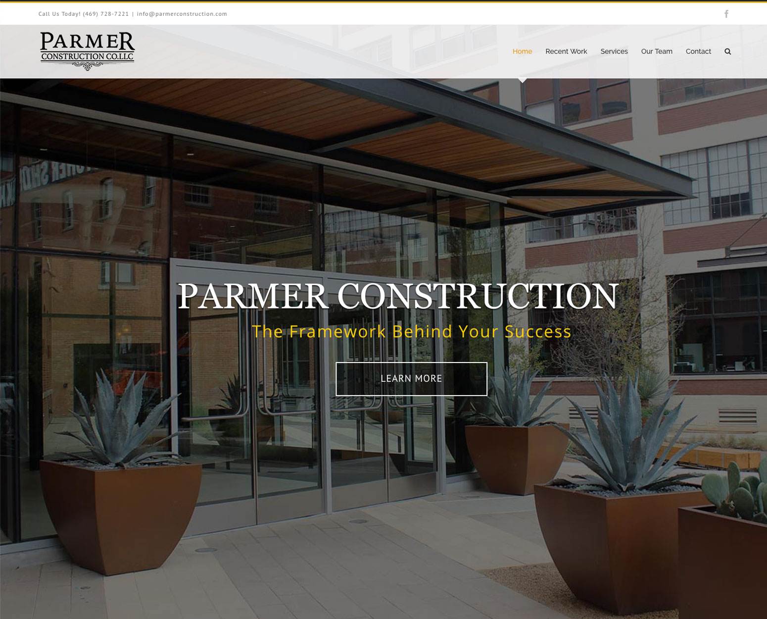 Karma Ink! - Parmer Construction